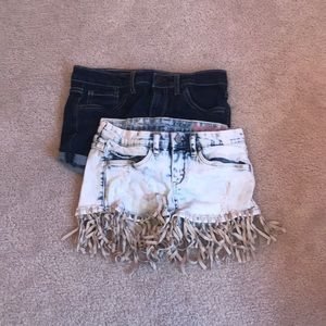 Other - Girls jean shorts